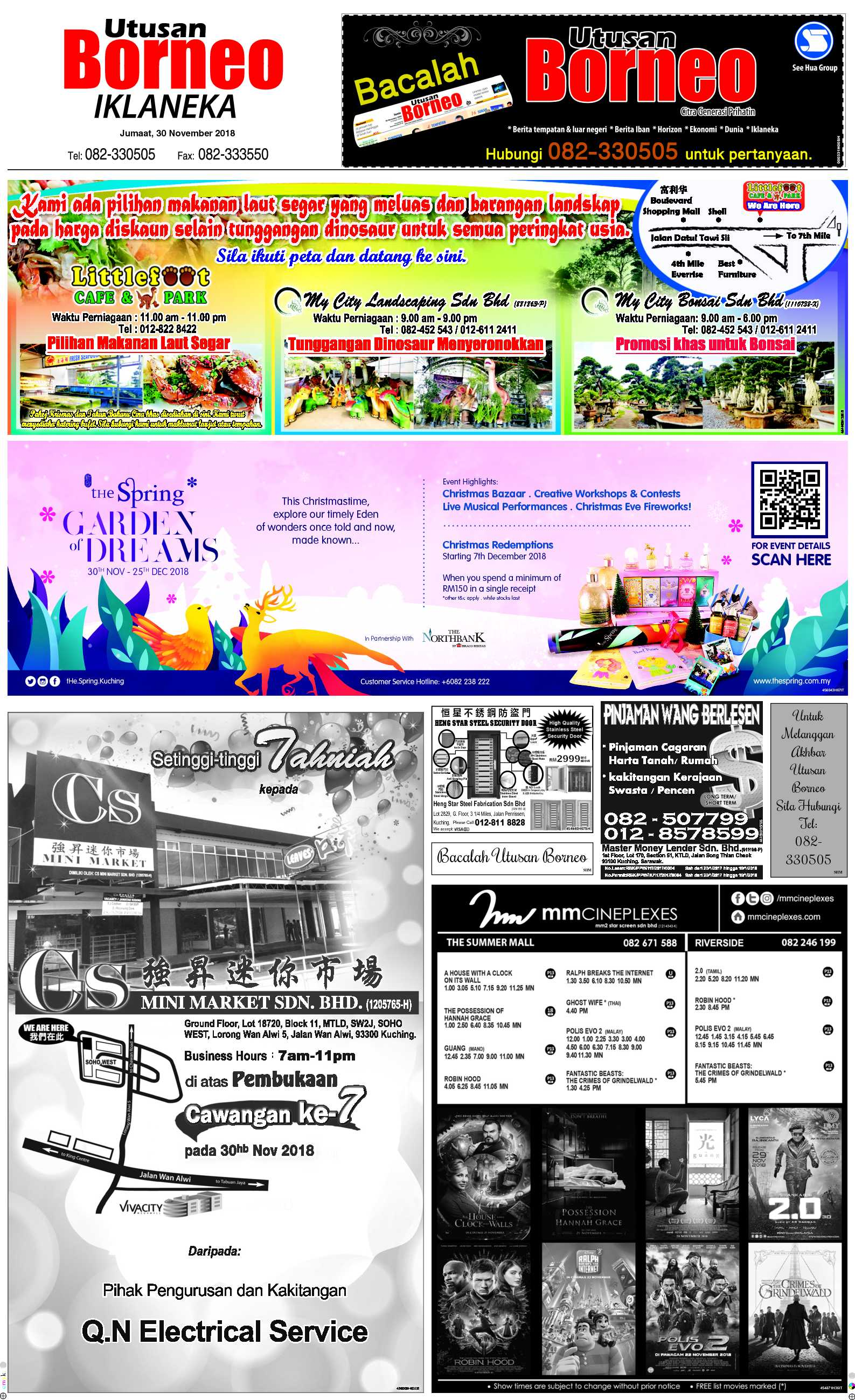Utusan Borneo | The Borneo Post Classifieds